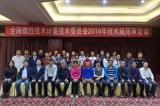 全国惯性技术计量技术委员会在珠海召开技术规范审定会