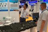 公司参加2021年2021国际电机展览会及2021中国国际传感器技术与应用展览会